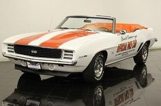 """69 Camero """"Indy Pace Car"""""""