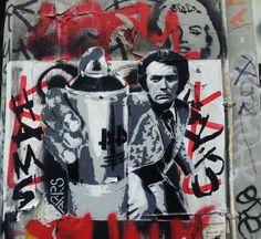 + info DIRTY HARRY (1971) gallery http://www.streetartcinema.com/#!dirtyharry/c1n4v   #streetartcinema #streetart #cinema #DirtyHarry #Film #SprayYarps