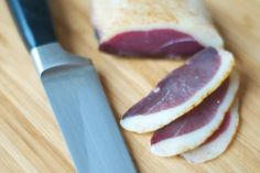 """You can make a """"prosciutto"""" out of duck breasts in your own home, in about a week. All it takes is salt and time."""