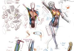 Exceptional Drawing The Human Figure Ideas. Staggering Drawing The Human Figure Ideas. Human Anatomy Drawing, Human Figure Drawing, Anatomy Study, Body Anatomy, Figure Drawing Reference, Gesture Drawing, Body Drawing, Anatomy Art, Anatomy Reference