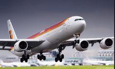 Iberia Airbus A340-642