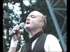Phil Collins 'Do Nothing' Pori Jazz 1998