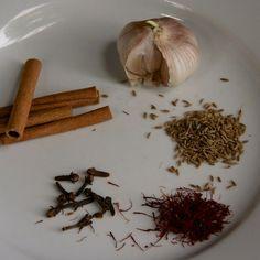 Cooking with Mara - Chicken Tagine Spices & Garlic