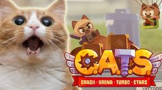 😺 C.A.T.S. Crash Arena Turbo Stars 😺 #02 : CHEST OPENING + CAMPIONATO 4