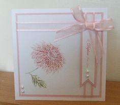 Pick of the Bunch - Chrysanthemum Card