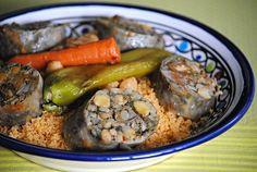 В Тунисе и близлежащих странах подобное блюдо называют А(О)сбен.