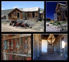 Ghost towns of the American West are what come to mind for many when they think of abandoned settlements.  Six more amazing examples of urban deserts from around the globe are presented in 7 Deserted Wonders of the (Post)Modern World.