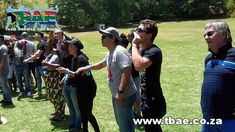 De Beers Marine Tribal Survivor and Laughter Games team building Cape Town