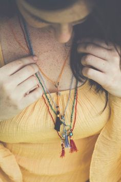Japanese Style Funky Mala  in 9 COLOURS by violetgraydesign, $19.95