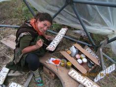 #vivapositivamente @vivoverde relata experiência de engenheira ambiental com permacultura. http://vivoverde.com.br/uma-vivencia-que-todos-necessitam-experimentar