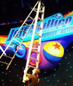 Taking the kids to Vegas?  They'll have fun, here's how...: Jeff Civillico at The LINQ Las Vegas