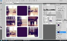good tutorial on how to make your own storyboard templates in photoshop using clipping masks.