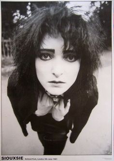 Siouxsie Poster