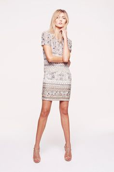Collette Dinnigan Resort 2014 Collection Slideshow on Style.com