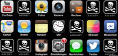 Die Gefahren durch riskante oder gar gefährliche Apps beim mobilen Surfen nehmen immer weiter zu. Viele Verbraucher wissen nicht, dass das Handy, das Smartphone oder das Tablet genauso geschützt werden muss wie herkömmliche PCs, um für mobile Sicherheit zu sorgen: http://tobesocial.de/blog/mobile-apps-gefahren-mobiles-surfen-studie