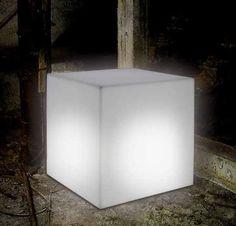 Pouf in polietilene IRIS Collezione Comfort by PLART DESIGN