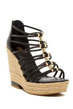 Yara Wedge Sandal