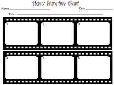 Filmstrip worksheet!