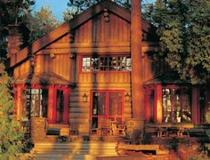 Gorgeous cabin at The Point Resort