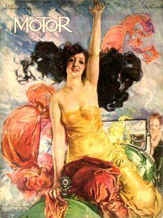 1921 -11   Artist: Howard Chandler Christy