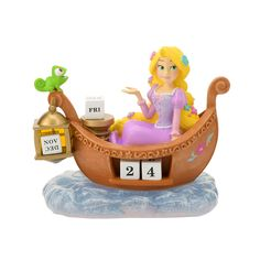 S New Disney Store Japan Rapunzel /& Pascal Pouch Flat Friend from Japan F//S