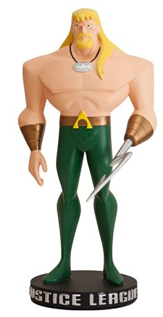 "Aquaman by DC Direct — 9"" (22.86cm) tall"