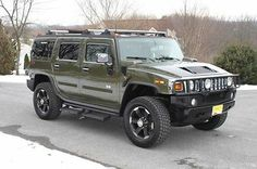 2003 Hummer H2. Adventure, Luxury and Off road packages.  No reserve. Loaded.