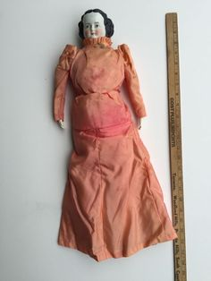 Porcelain Doll from late 1800's