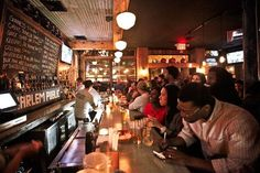 Harlem Public is a cozy pub, offering a huge selection of craft beers on tap plus spirits and cocktails. Known to many a their...