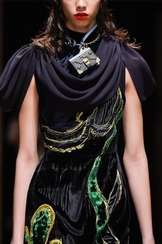 Prada at Milan Fashion Week Fall 2016 - Livingly