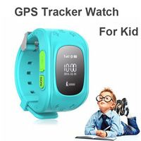 HQ Anti Lost GPS Tracker Children Watch SOS Emergency GSM Smart Mobile  Phone App For IOS   Android Smartwatch Wristband reloj 3ec6730155f4