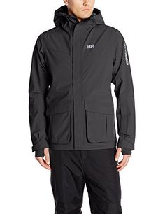 Helly Hansen Men's Mission Cornice Shell Jacket, X-Large, Black Helly Hansen ++You can get best price to buy this with big discount just for you.++