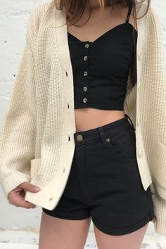 casual outfits in spring Trendy Outfits, Summer Outfits, Cute Outfits, Fashion Outfits, Fashionable Outfits, Looks Style, My Style, Estilo Cool, Trendy Swimwear