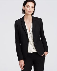 Primary Image of All-Season Stretch Two Button Jacket #21StepsStyleCourse