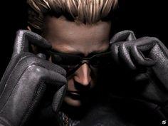 Another, earlier Wesker render, with lighting and raytraced shadows. This is an earlier version of the model, so you can still see some quirks with the . Resident Evil, Saga, Jill Sandwich, Albert Wesker, Jill Valentine, Destroyer Of Worlds, Self Destruction, Big Family, Best Games