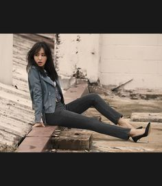 BlackeyJeans ~ pose #KwonYuri