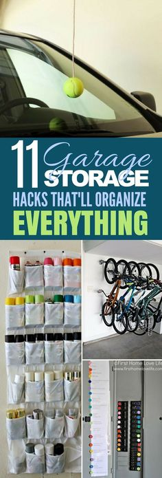 These 11 Garage Hack