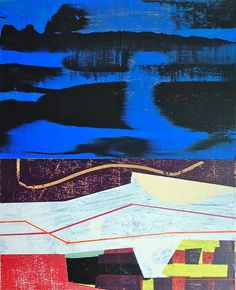 "Saatchi Online Artist: Jim Harris; Acrylic 2013 Painting ""Untitled."""