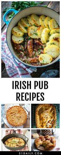 Irish Pub Recipes Perfect for St Patrick's Day | 31Daily.com