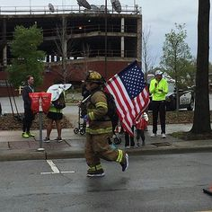 FEATURED POST  @fitfiredad555 -  Today was an absolute honor. To say it was emotional at times thinking about those that have made that ultimate sacrifice. I finished 3hrs 50min 31seconds(official time). I hope I honored the sacrifices of those and motivated others. To those gone may you Rest In Peace. This flag will always fly high and proud! .  ___Want to be featured? _____ Use #chiefmiller in your post ... http://ift.tt/2aftxS9 . CHECK OUT! Facebook- chiefmiller1 Periscope -chief_miller…