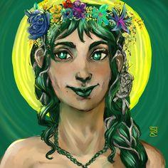 Maggie Lacivi by Syrva on DeviantArt