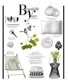 """""""Beautifully Yours'"""" by dianefantasy ❤ liked on Polyvore featuring interior, interiors, interior design, home, home decor, interior decorating, Dot & Bo, Thomaspaul, Brinkhaus and Moooi"""