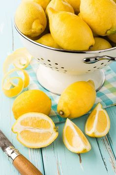 Household Uses for Lemons - Lemons are an extremely versatile tool to have around the house.  Check out these Household Uses for Lemons from cleaning and freshening to personal care. Such a great natural way to clean.  Love these tips!