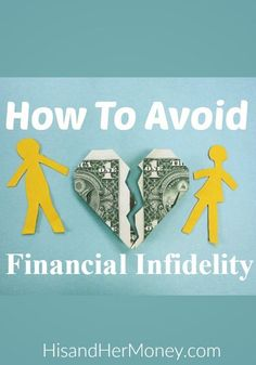 Financial infidelity almost ended my marriage before it even got started. Unfortunately, in many marriages, financial infidelity is present. Financial infidelity can be defined as the secretive act of spending money, possessing credit and credit cards, holding secret accounts or stashes of money, borrowing money, or otherwise incurring debt unknown or unwilling to one's spouse, partner, or significant other. Find ways to avoid this from happening in your marriage.