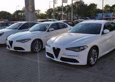 Alfa Romeo Giulia automatyczna skrzynia biegów