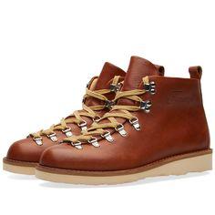 new product 461bd 6dc0b FRACAP FRACAP M120 NATURAL VIBRAM SOLE SCARPONCINO BOOT.  fracap  shoes