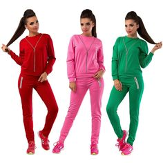 Stylish ladies cotton sweatsuit #sweatsuit