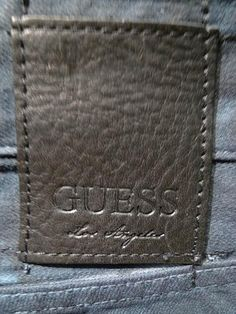 Leather Label, Back Patch, Lp, Patches, Card Holder, Wallet, Jeans, Clothing, Cotton