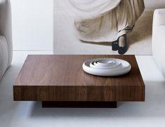 Nella Vetrina Dona Momo Modern Designer American Walnut Coffee Table