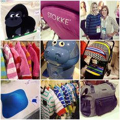 ABC Kids Expo 2013, baby gear trends